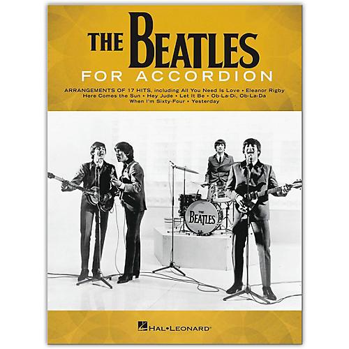 Hal Leonard The Beatles for Accordion