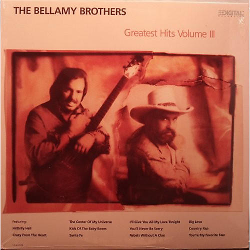 Alliance The Bellamy Brothers - Greatest Hits Volume Iii