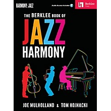Berklee Press The Berklee Book of Jazz Harmony Berklee Guide Series Softcover Audio Online Written by Joe Mulholland