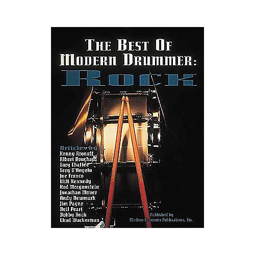 Hal Leonard The Best Of Modern Drummer: Rock Book