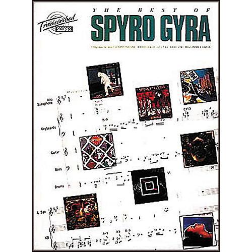 Hal Leonard The Best Of Spyro Gyra Complete Score