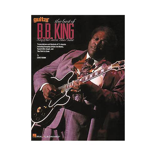 Hal Leonard The Best of B.B. King