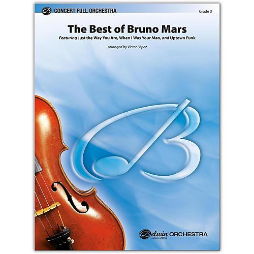 BELWIN The Best of Bruno Mars 3