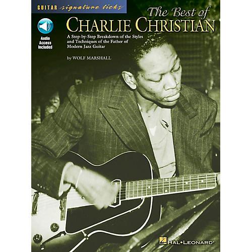 Hal Leonard The Best of Charlie Christian (Book/CD)