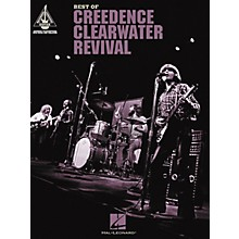 Hal Leonard The Best of Creedence Clearwater Revival Guitar Tab Songbook