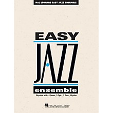 Hal Leonard The Best of Easy Jazz - Drums (15 Selections from the Easy Jazz Ensemble Series) Jazz Band Level 2