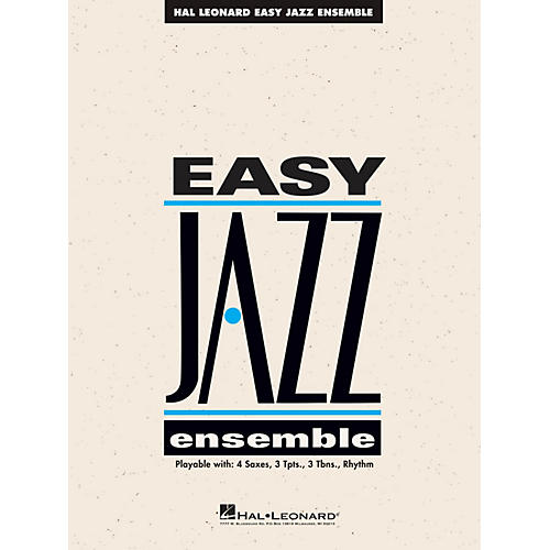 Hal Leonard The Best of Easy Jazz - Guitar (15 Selections from the Easy Jazz Ensemble Series) Jazz Band Level 2