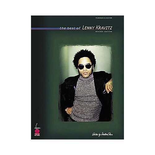 Cherry Lane The Best of Lenny Kravitz Book