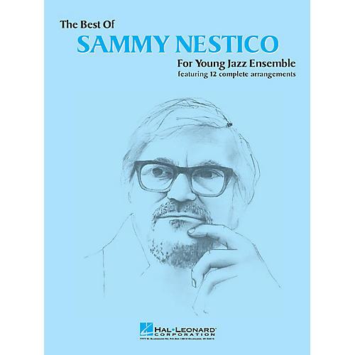 Hal Leonard The Best of Sammy Nestico - Trombone 1 Jazz Band Level 2-3 Arranged by Sammy Nestico