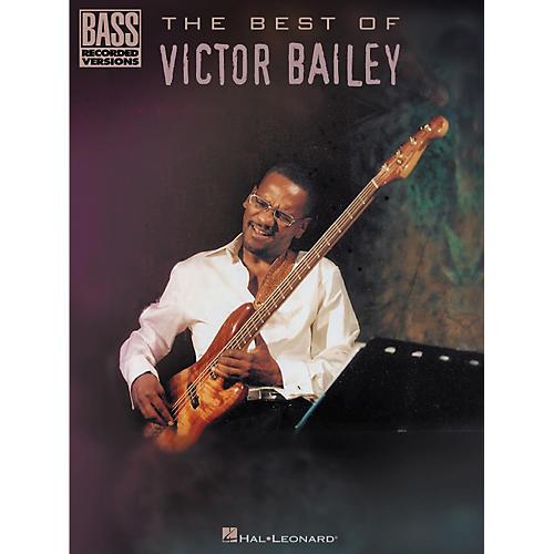 Hal Leonard The Best of Victor Bailey Bass Tab