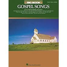 Hal Leonard The Big Book of Gospel Songs Piano, Vocal, Guitar Songbook
