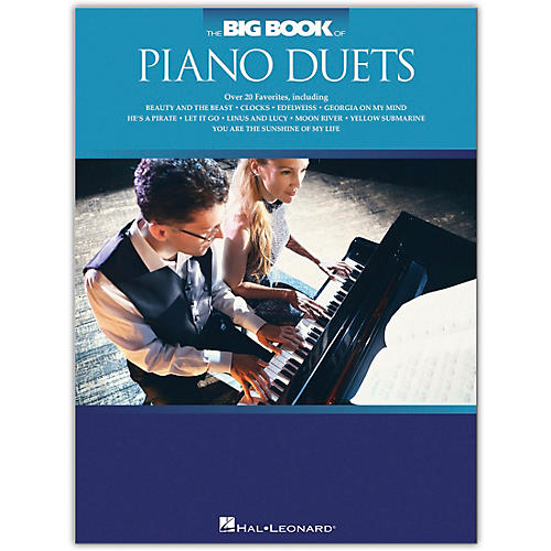Hal Leonard The Big Book of Piano Duets