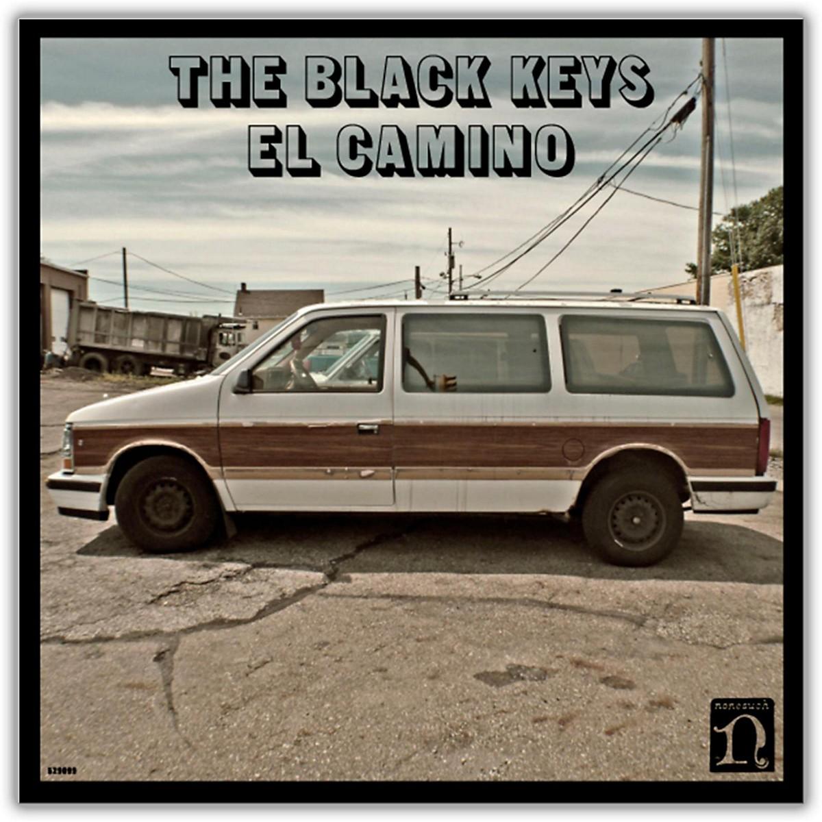 WEA The Black Keys - El Camino Vinyl LP