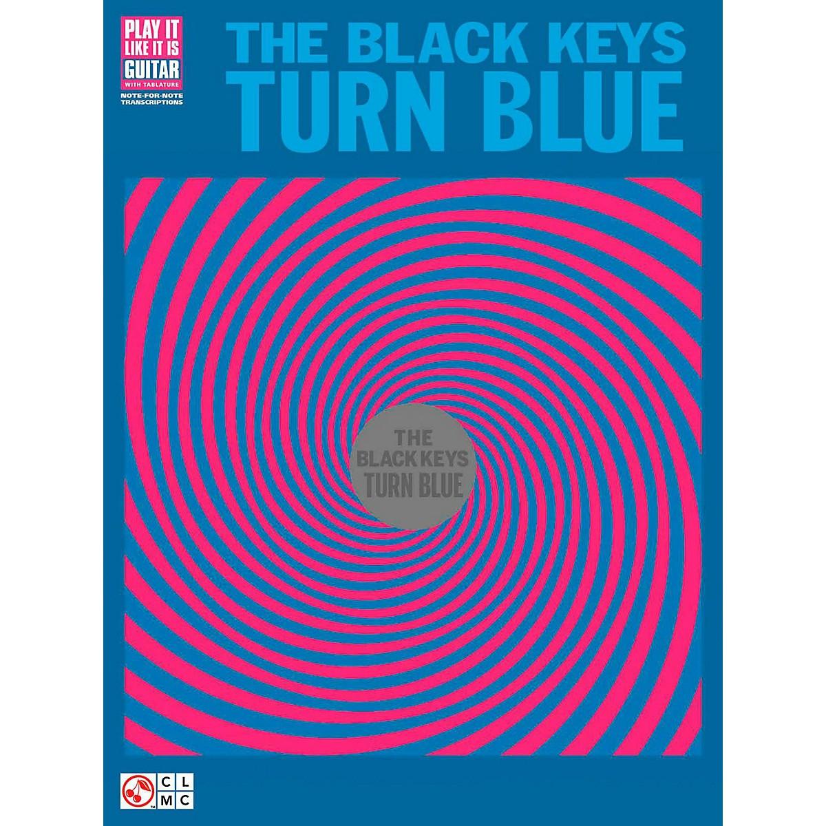 Cherry Lane The Black Keys - Turn Blue Guitar Tab Songbook
