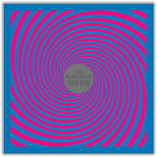 WEA The Black Keys - Turn Blue (with Bonus LP) Vinyl LP