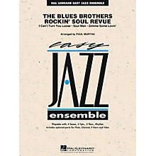 Hal Leonard The Blues Brothers Rockin' Soul Revue Jazz Band Level 2