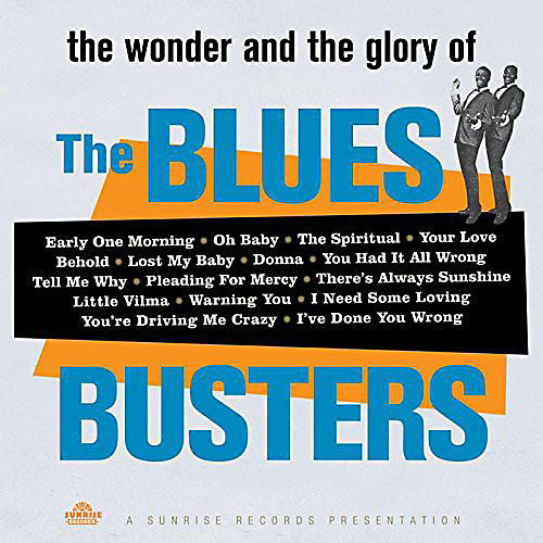 Alliance The Blues Busters - Wonder & Glory of the Blues Busters