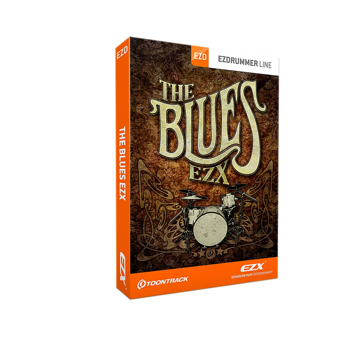 Toontrack The Blues EZX Software Download