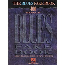 Hal Leonard The Blues Fake Book