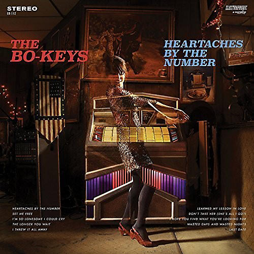 Alliance The Bo-Keys - Heartaches By the Number