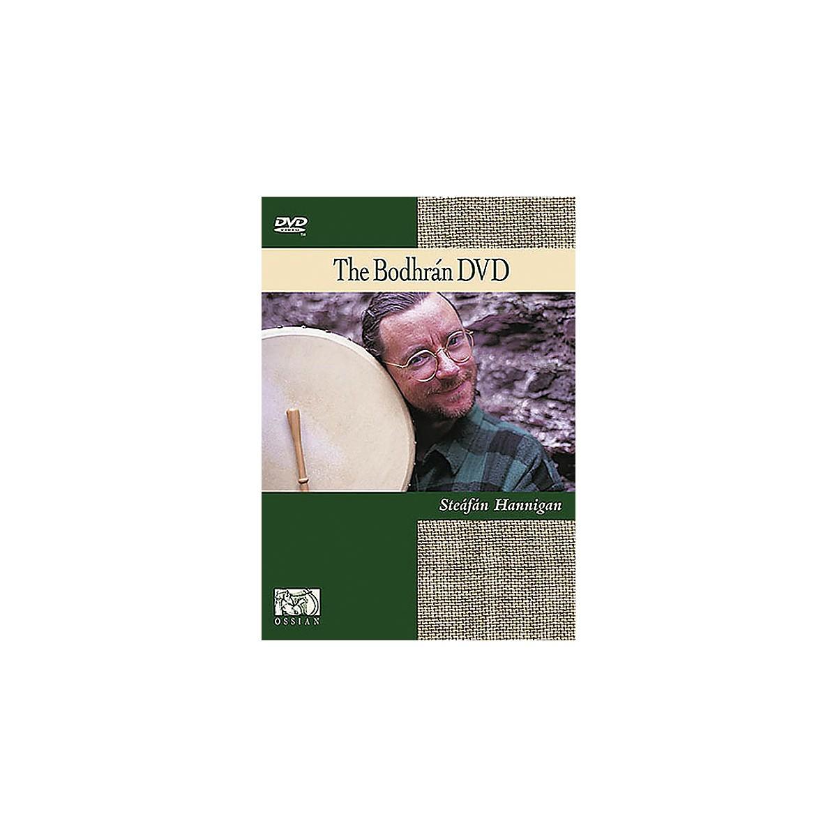 Music Sales The Bodhrán DVD Music Sales America Series DVD Written by Steáfán Hannigan