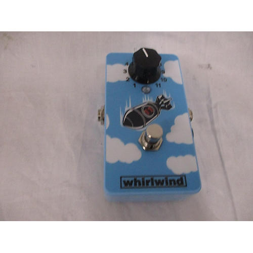 Whirlwind The Bomb Boost Effect Pedal