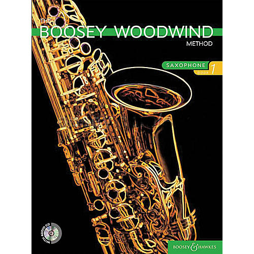 Boosey and Hawkes The Boosey Woodwind Method (Saxophone - Book 1) Concert Band Composed by Various Arranged by Chris Morgan
