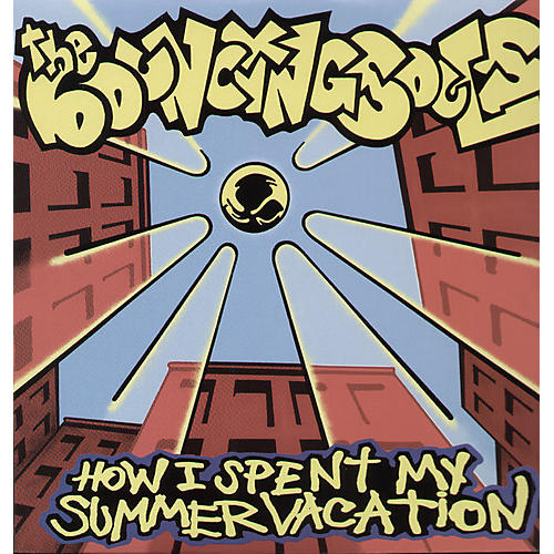 Alliance The Bouncing Souls - How I Spent My Summer Vacation