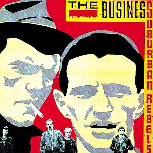 Alliance The Business - Suburban Rebels