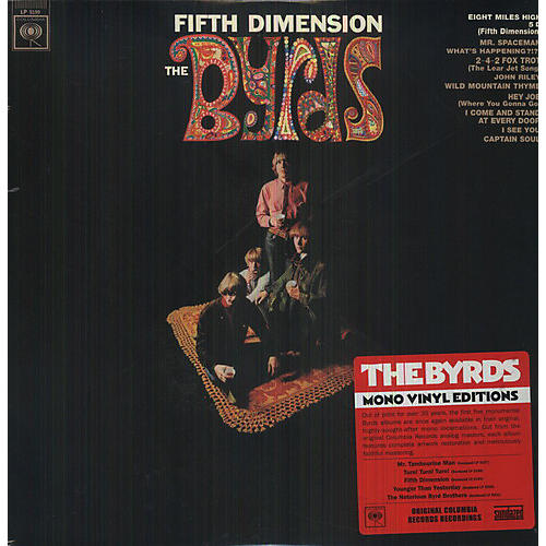 Alliance The Byrds - Fifth Dimension