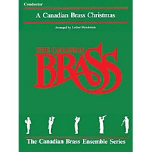 Canadian Brass The Canadian Brass Christmas (Conductor) Brass Ensemble Series by Various