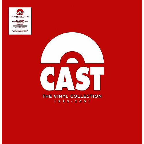 Alliance The Cast - Vinyl Collection 1995-2001