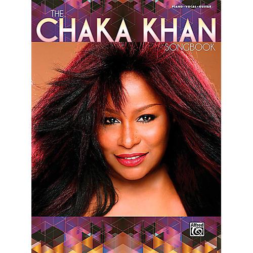 Alfred The Chaka Khan Songbook P/V/C