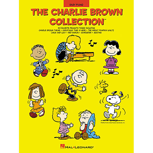Hal Leonard The Charlie Brown Collection(TM)