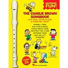 Hal Leonard The Charlie Brown Songbook - Recorder Fun Book/Recorder Pack