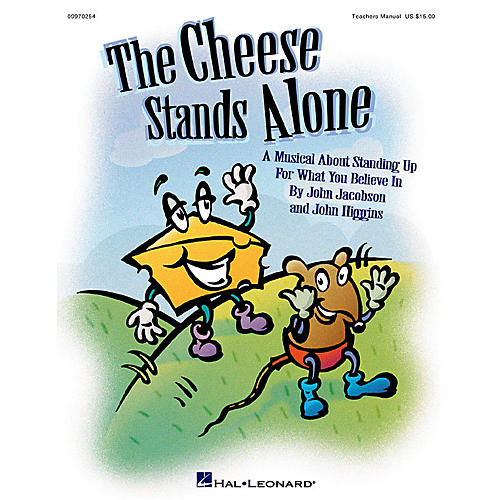 Hal Leonard The Cheese Stands Alone (A Musical for Young Voices) PREV CD Composed by John Higgins