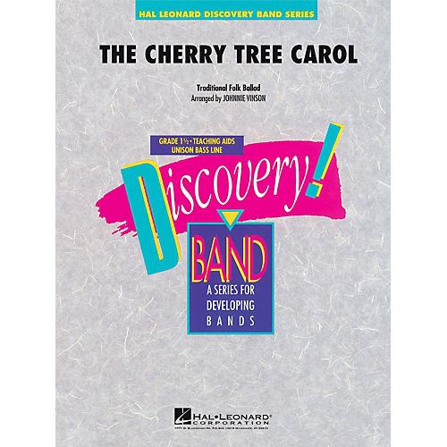 Hal Leonard The Cherry Tree Carol - Discovery! Band Level 1.5