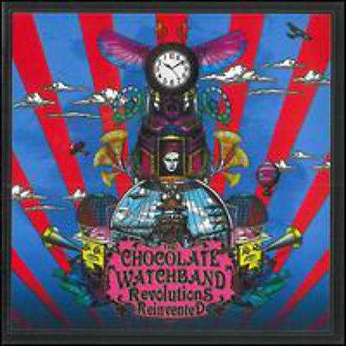 Alliance The Chocolate Watchband - Revolutions Reinvented