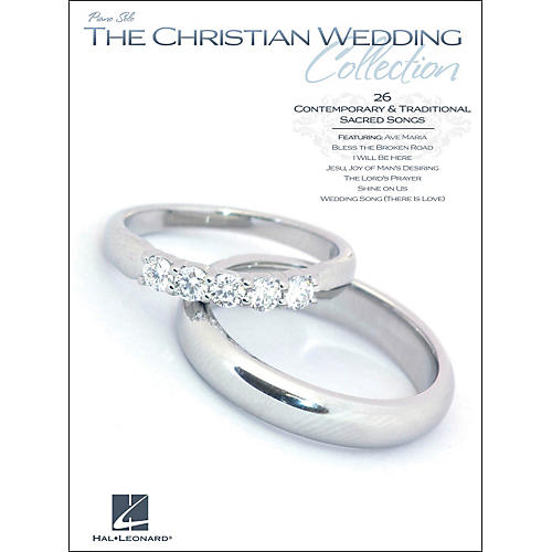 Hal Leonard The Christian Wedding Collection - Piano Solo
