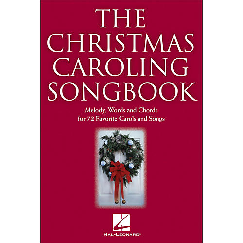 Hal Leonard The Christmas Caroling Songbook