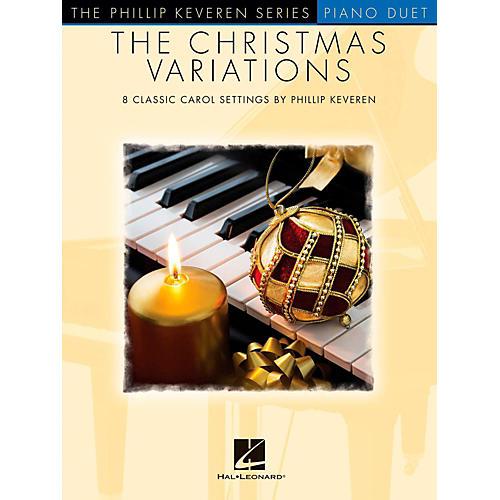 Hal Leonard The Christmas Variations - Piano Duet - Phillip Keveren Series