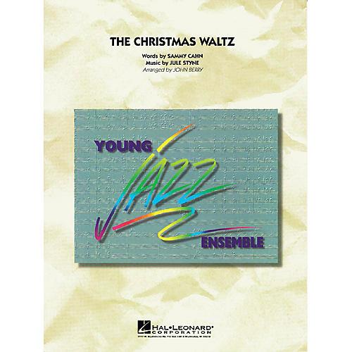 Hal Leonard The Christmas Waltz Jazz Band Level 3 Arranged by John Berry