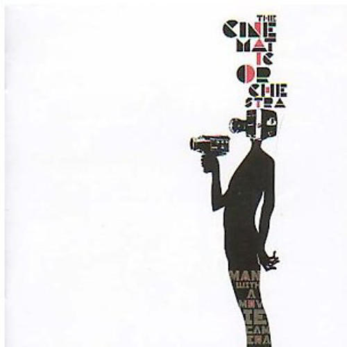 Alliance The Cinematic Orchestra - Man with a Movie Camera