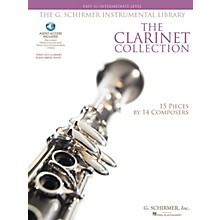 G. Schirmer The Clarinet Collection Woodwind Solo Series Softcover Audio Online