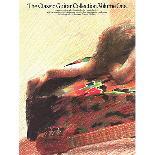 Music Sales The Classic Guitar Collection - Volume 1 Music Sales America Series Softcover