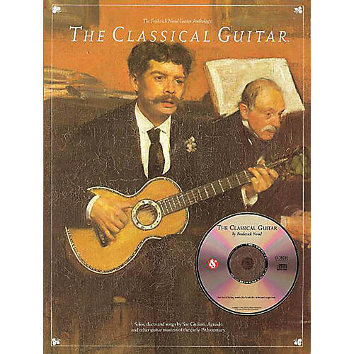 Music Sales The Classical Guitar Music Sales America Series Softcover with CD