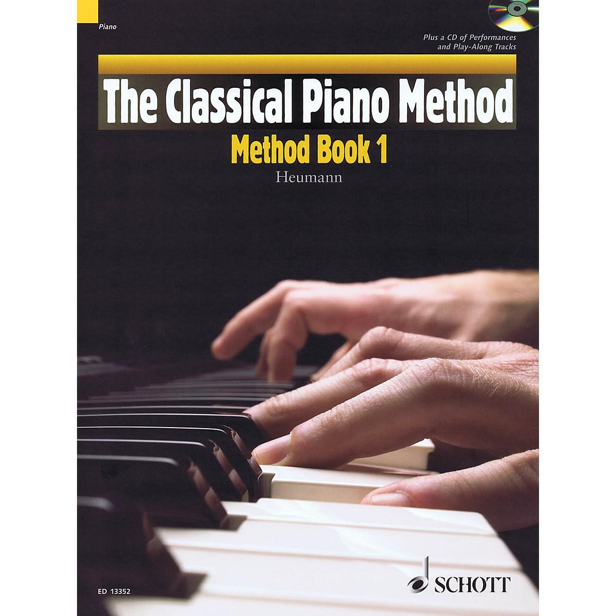 Hal Leonard The Classical Piano Method - Method Book 1 Book/CD