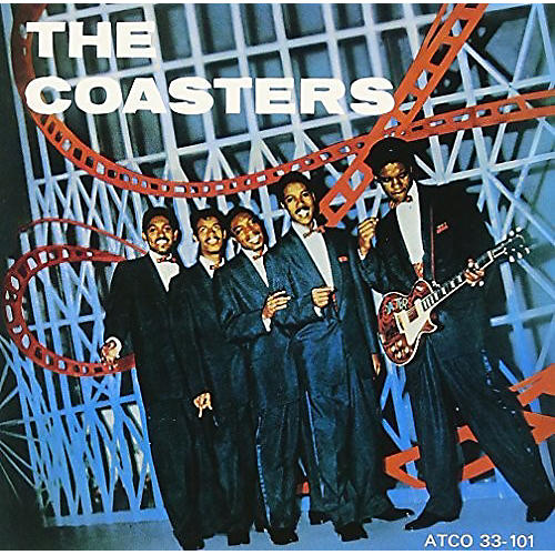 Alliance The Coasters - Coasters (Debut Album) + 2 Bonus Tracks