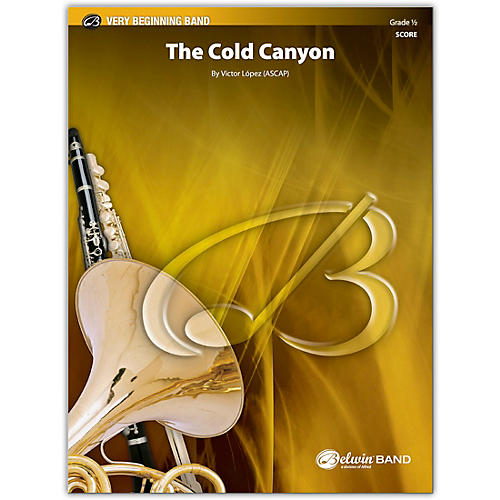 BELWIN The Cold Canyon Conductor Score 0.5 (Very Easy)