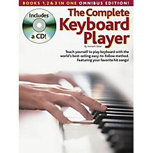 Music Sales The Complete Keyboard Player: Omnibus Edition Music Sales America Softcover with CD by Kenneth Baker